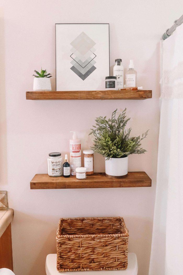27 Brilliant Bathroom Organization + Storage Tips (Perfect for Small Bathrooms)