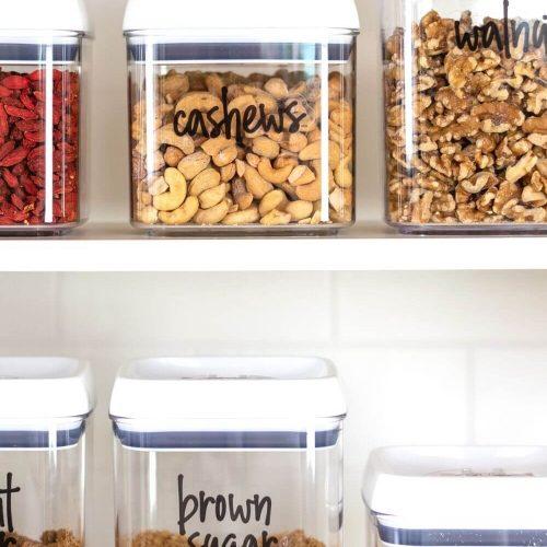 kitchen pantry space saving ideas